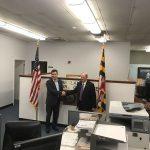 Ritondo se reunió con el secretario de estado de Maryland