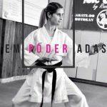 Rosa Parson rumbo al Nacional de Karate en Córdoba