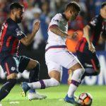 San Lorenzo perdió con Nacional y fue eliminado