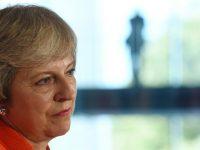 """Theresa May """"humillada"""" en Salzburgo sobre el Brexit, dice la prensa británica"""