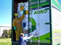 NECOCHEA: Cerró la campaña de recolección de envases vacíos de agroquímicos
