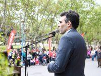 """NECOCHEA: López dijo """"Tenemos valores que tratamos de demostrarlos cotidianamente"""""""