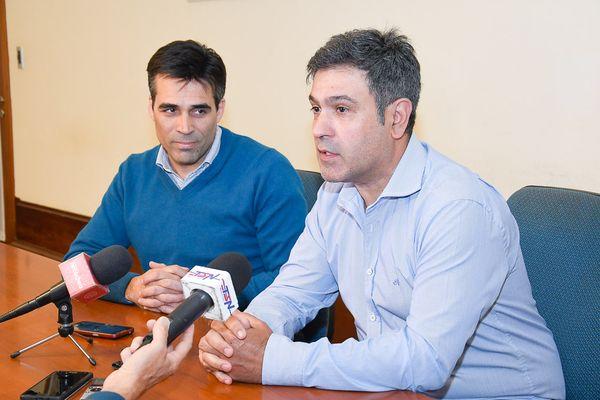 NECOCHEA: López puso en funciones a Germán Del Rey en Protección Ciudadana