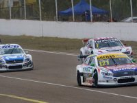 AUTOMOVILISMO: La pantera entre los cinco mejores del fin de semana en el Top Race Series