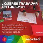 NECOCHEA: El Entur abre llamado para seleccionar informantes de turismo