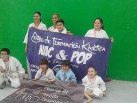 DEPORTES: Karatecas necochenses en el 3º Torneo Regional de Karate Do