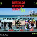 DEPORTES: Abrió la inscripción para el Triatlón Olímpico Series de Mar del Plata