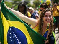 BRASIL: Bolsonaro consigue nutrido apoyo en las calles antes de balotaje