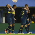 FÚTBOL: Boca derrotó a Palmeiras en la semifinal de ida