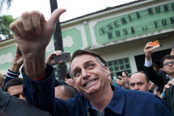 BRASIL: Bolsonaro y Haddad en campaña para la segunda vuelta