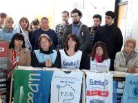 NECOCHEA: Los gremios docentes con fuertes críticas a María Eugenia Vidal