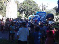 NECOCHEA: La Kermesse de Zamba brilló