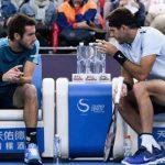 TENIS: Del Potro y Mayer ganaron en dobles en el ATP 500 de Beijing