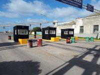 PUERTO QUEQUÉN: Se colocaron nuevas casillas en la Avenida Alte. Brown y la zona portuaria