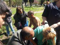 NECOCHEA: Represión a trabajadores municipales
