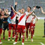 FÚTBOL: River avanzó a la gran final de la Libertadores