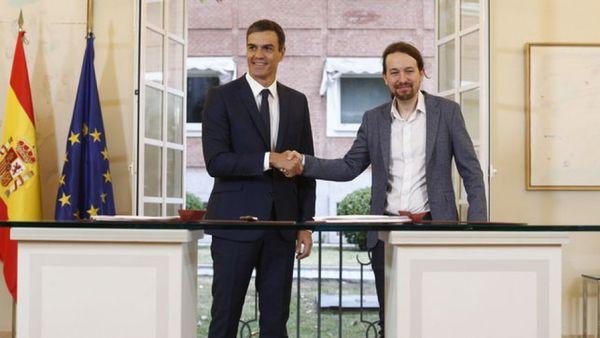 EL MUNDO: En España el gobierno baja las tarifas eléctricas