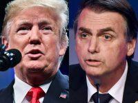 EL MUNDO: Trump recibe en la Casa Blanca a Bolsonaro