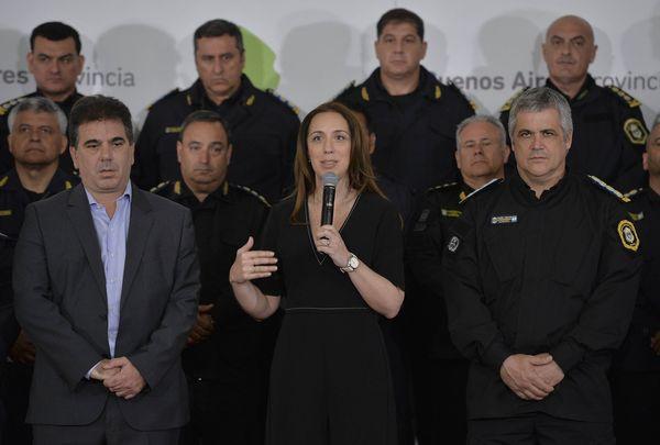 PROVINCIA: La gobernadora Vidal anunció medidas de transparencia