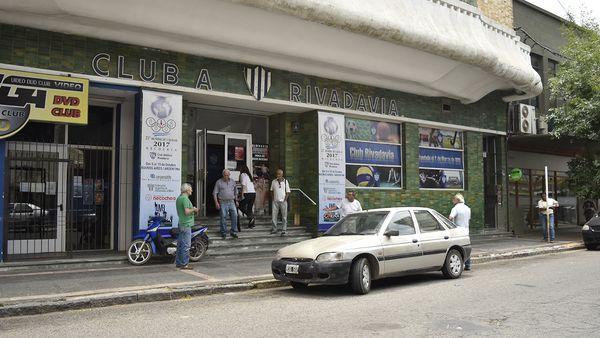NECOCHEA: Hasta el momento, el Salón del Club Rivadavia no tiene la habilitación municipal