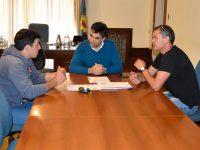 NECOCHEA: Conformidad de delegados del Casino por el respaldo del intendente López