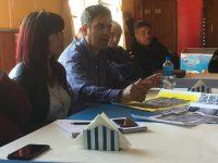 NECOCHEA: Reunión por seguridad en Juan N. Fernández