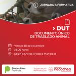 NECOCHEA: Jornada para el sector ganadero sobre el Documento Único de Traslado