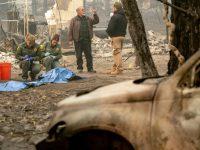 EL MUNDO: Los incendios en California suman 59 muertos y unos 130 desaparecidos