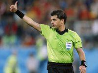FÚTBOL: Cunha será el árbitro de la final de la Copa Libertadores