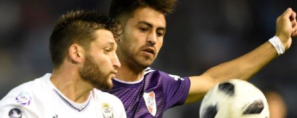 FÚTBOL: River perdió con Gimnasia en semifinal de la Copa Argentina