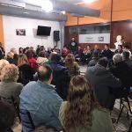 ELECCIONES 2019: Reunión del Partido Fe de Necochea
