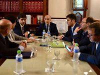 PROVINCIA: Hernán Lacunza explicó el Presupuesto 2019