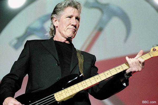 DERECHOS HUMANOS: Roger Waters recibirá una distinción en la Legislatura