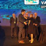 PUERTO QUEQUÉN: Rojas ratificado como director para América del Sur de AAPA