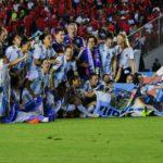 FÚTBOL: Argentina clasifica al Mundial femenino 2019