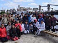 PORTUARIAS: Marcado Interés por visitar Puerto Quequén
