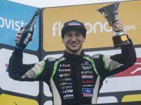 TOP RACE SERIES: La Pantera cerró un gran año con un nuevo podio