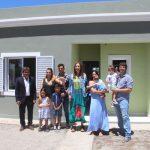 LOBERÍA: El intendente y la gobernadora entregaron viviendas