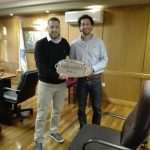 NECOCHEA: Matías Bretschneider renovó su mandato en el Centro de Acopiadores