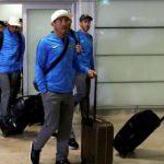 FÚTBOL: El plantel de Boca Juniors arribó a Madrid