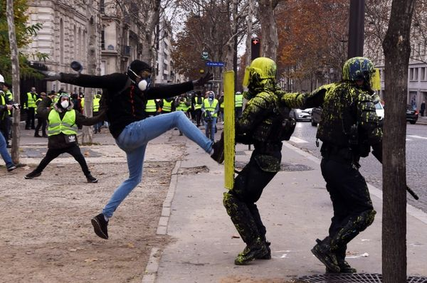EL MUNDO: Macron hace llamado a la «calma» mientras protestas se extienden en Francia