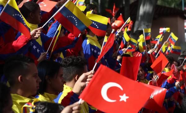 EL MUNDO: Turquía ayudará a venezolanos