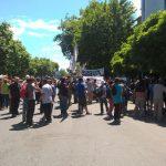 NECOCHEA: Manifestación de Municipales