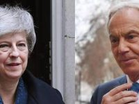 EL MUNDO: May dura contra Tony Blair