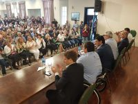 El Partido Fe pone en duda su continuidad en Cambiemos