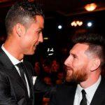FÚTBOL: Messi y CR7 observarán juntos el River-Boca