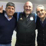ELECCIONES 2019: Santiago Cúneo estuvo en Necochea