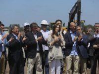 PROVINCIA: Obras de la autopista entre Mercedes y Bragado