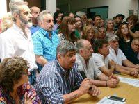 GREMIALES: Paros y movilizaciones nacionales