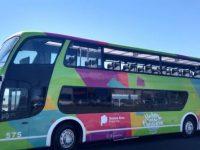 NECOCHEA: El Bus Turístico Itinerante llega a Necochea